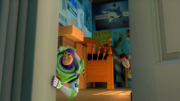 Game Trailer - Toy Story 3
