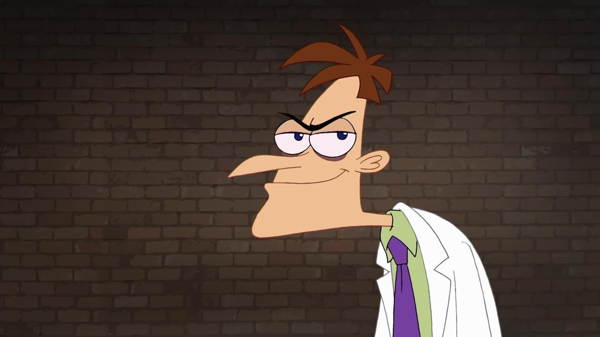 Phineas und Ferb - Lehrer Doofenschmirtz / Väter und Söhne