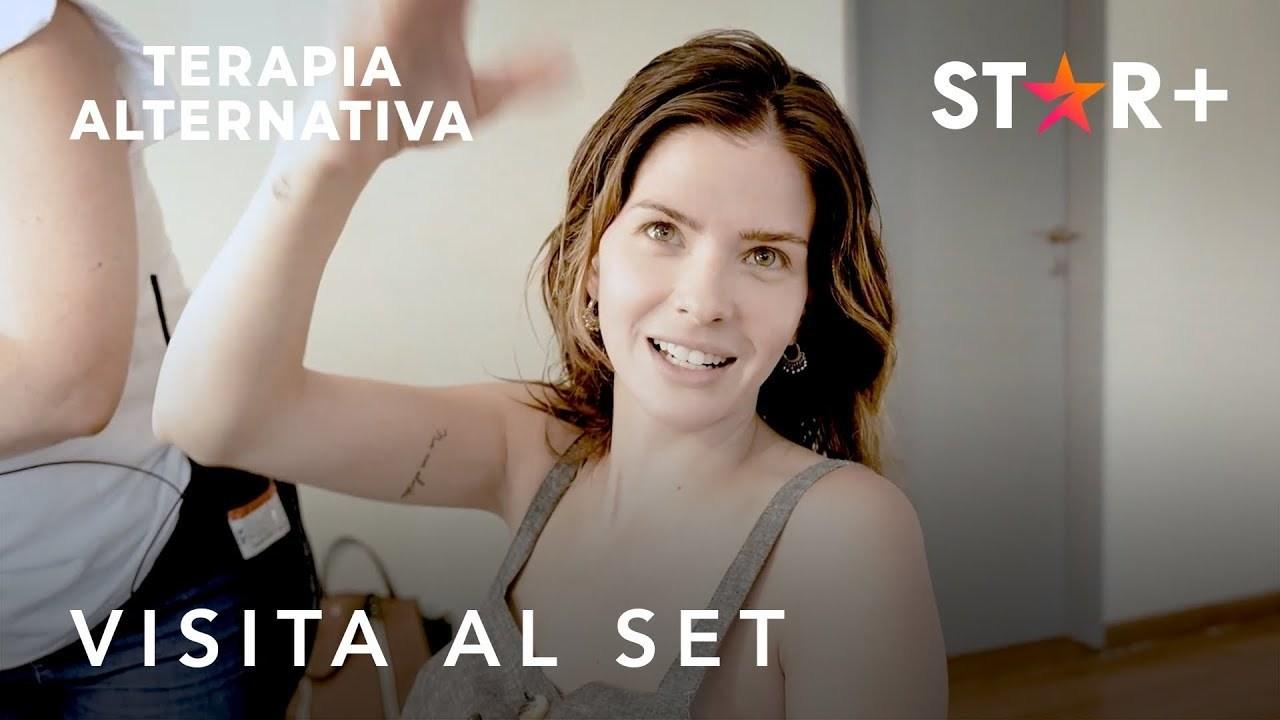 Terapia Alternativa | Visita al Set | Star+