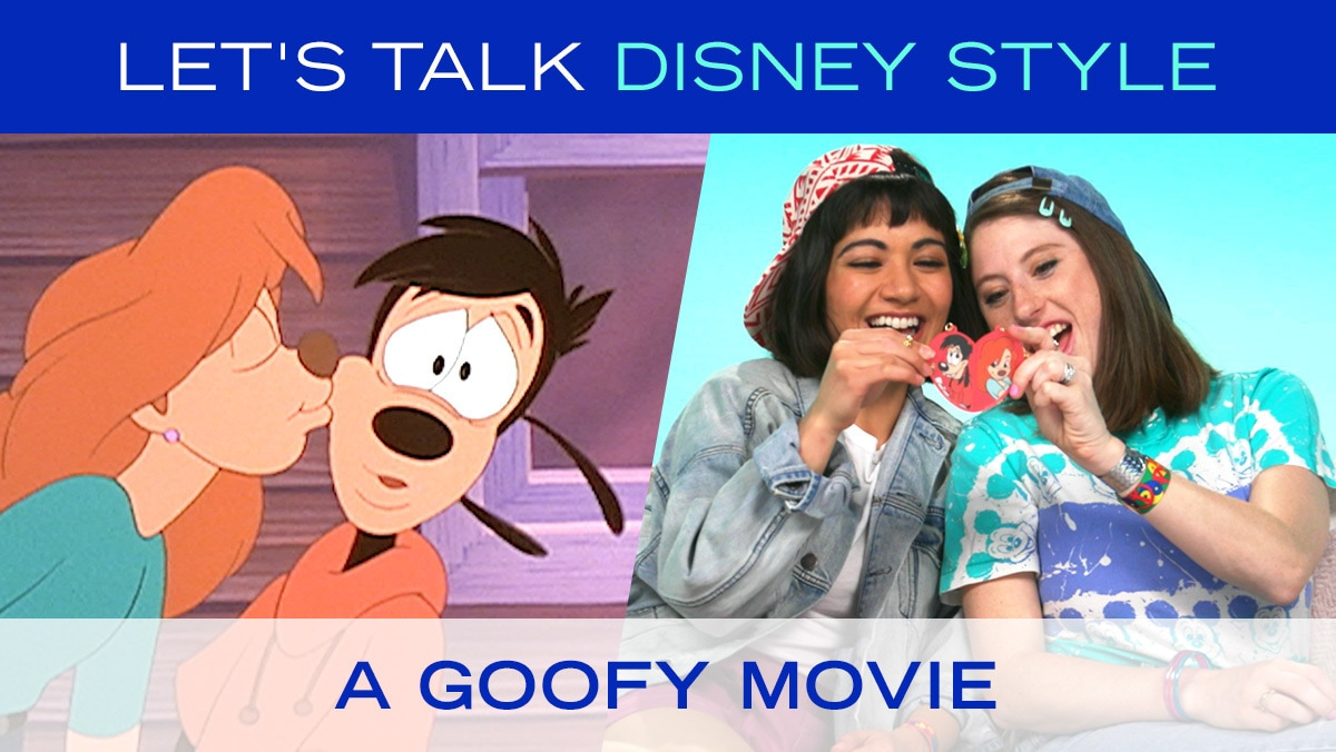 Let's Talk Disney Style: A Goofy Movie | Fashion by Disney Style