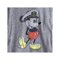 Image of Captain Mickey Mouse Tee for Men - Disney Cruise Line # 2