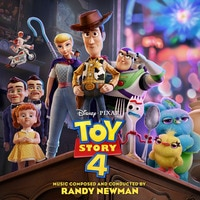 Toy Story 4: Soundtrack