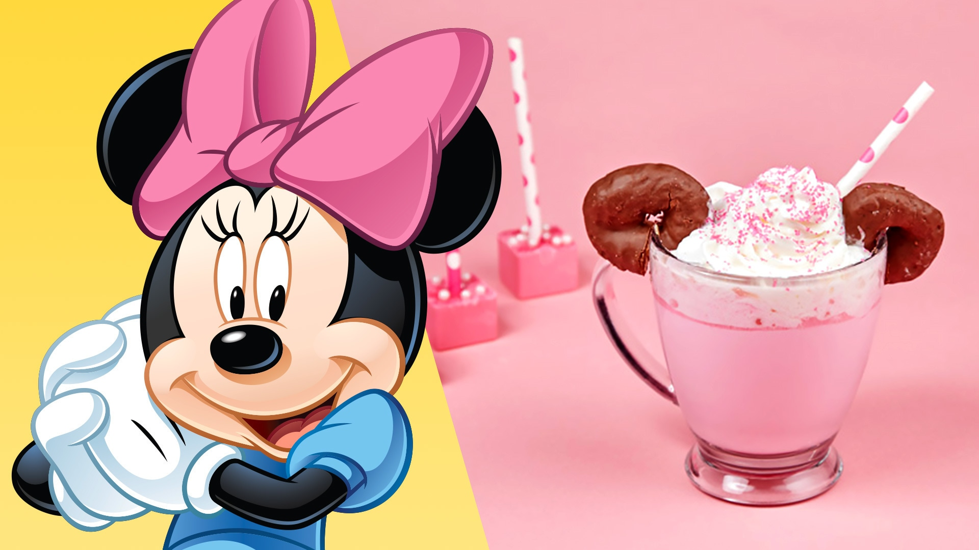 Minnie Mouse Hot Cocoa   Dishes by Disney