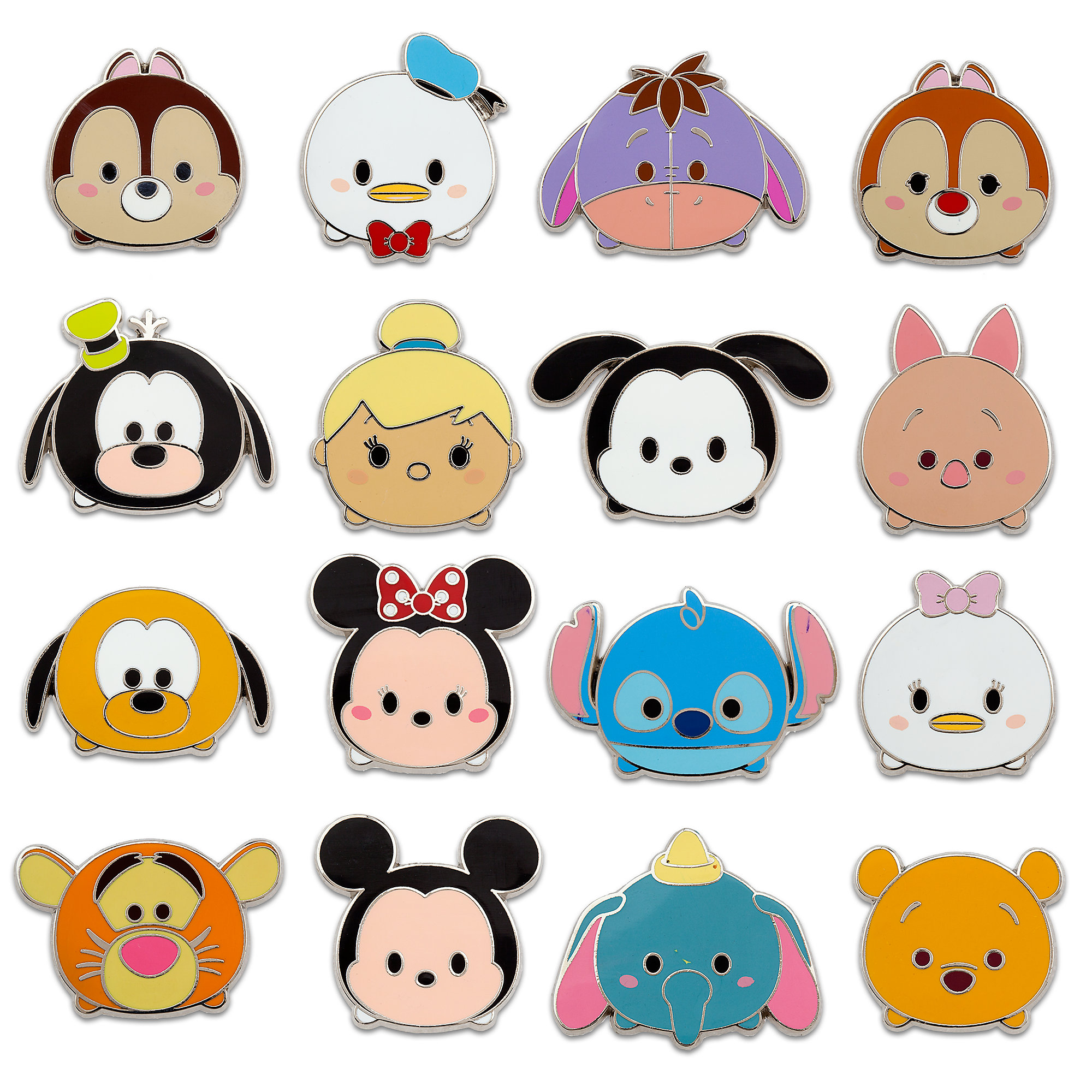 It is an image of Juicy Tsum Tsum Disney