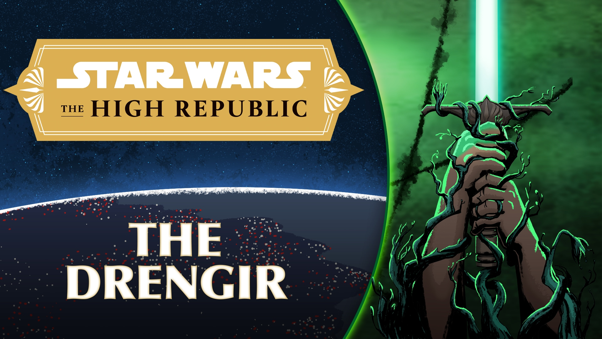 The Drengir | Characters of Star Wars: The High Republic