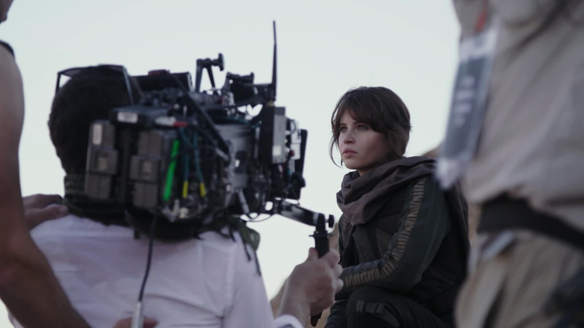Rogue One: A Star Wars Story - Introducing Jyn