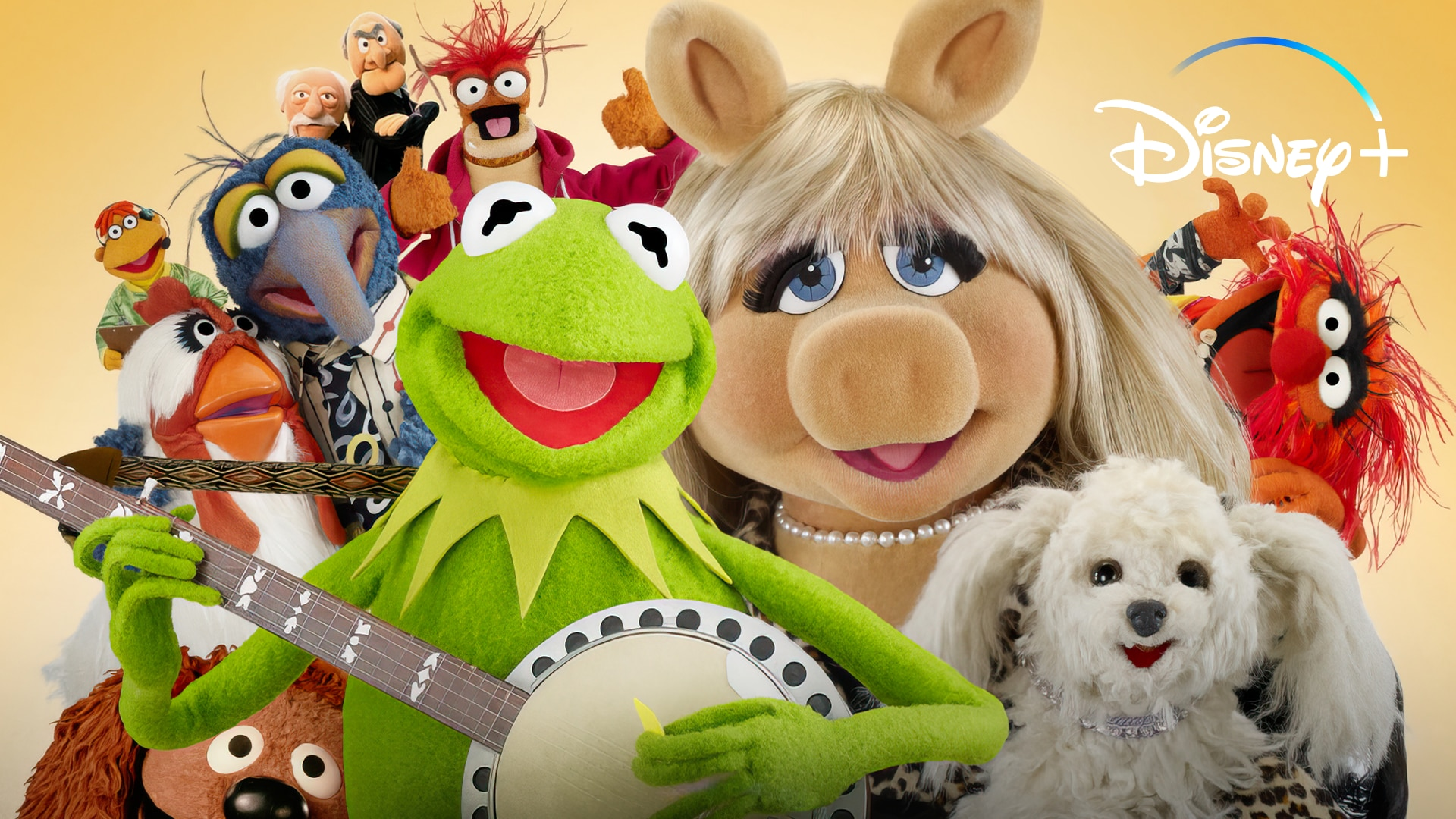 The Muppets Through the Years   Disney+