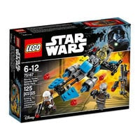 Bounty Hunter Speeder Bike Battle Pack Playset by LEGO - Star Wars