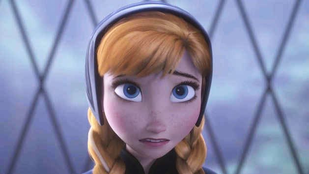 """Snowman"" Clip - THE STORY OF FROZEN: MAKING A DISNEY ANIMATED CLASSIC"