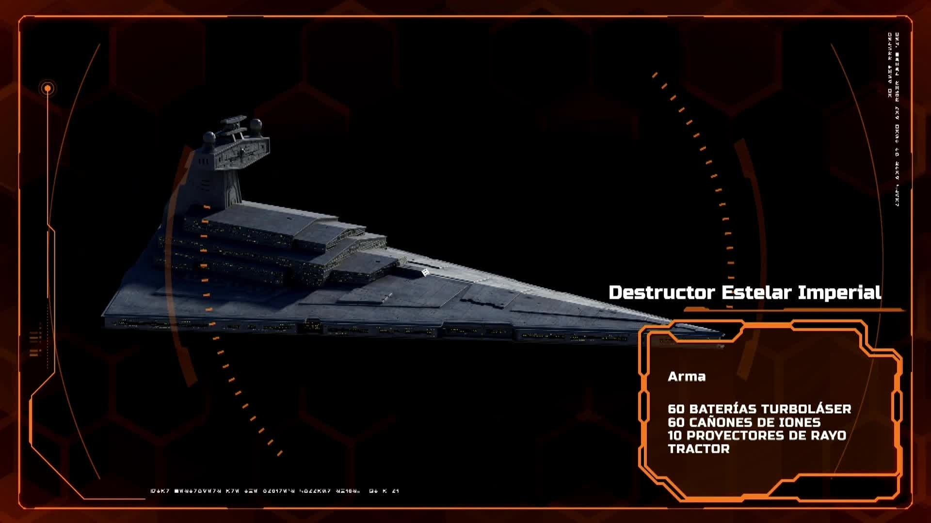 Secrets of the Rebels -DESTRUCTOR ESTELAR