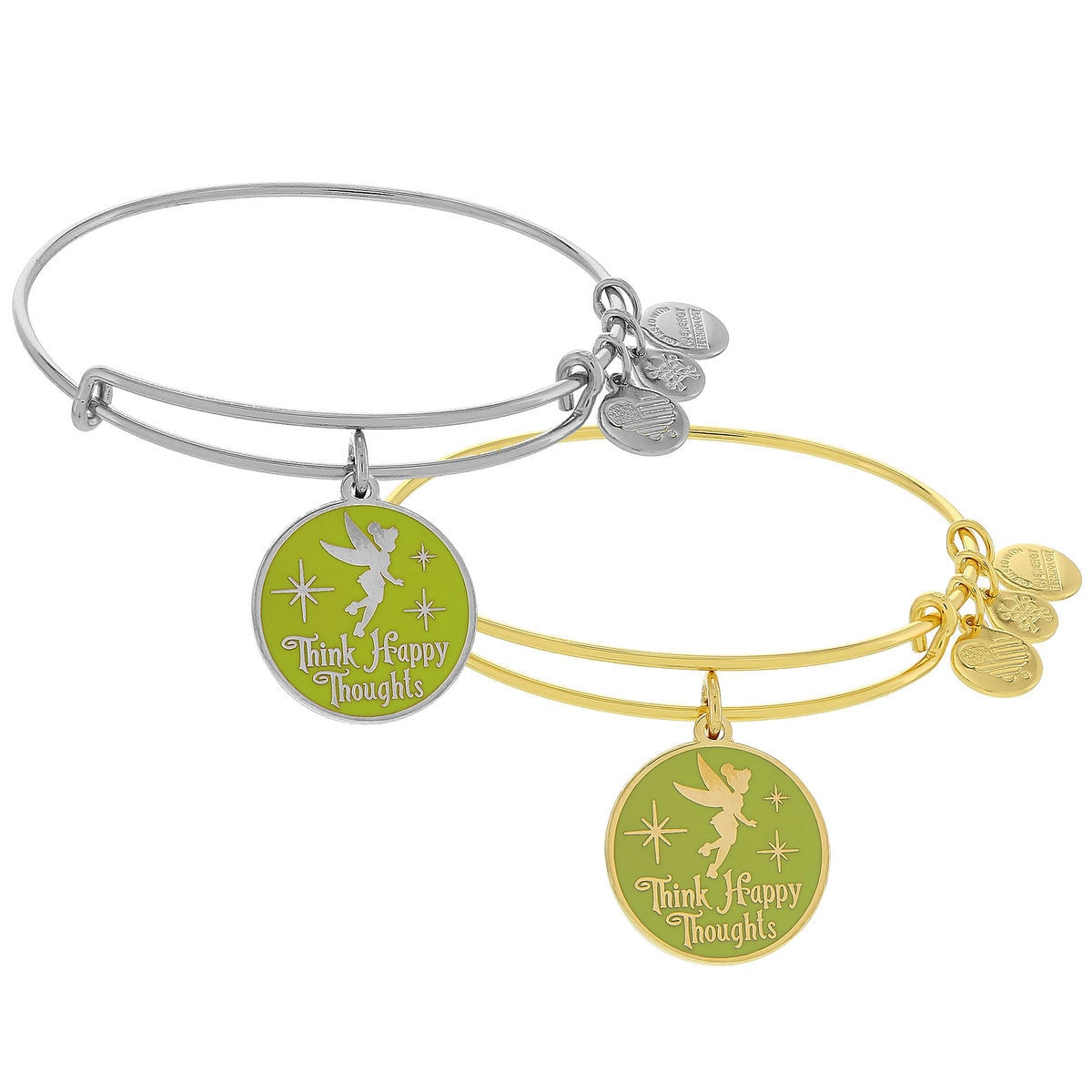 Product Image Of Tinker Bell Bangle By Alex And Ani 1