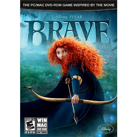 DisneyPixar Brave The Video Game Disney LOL