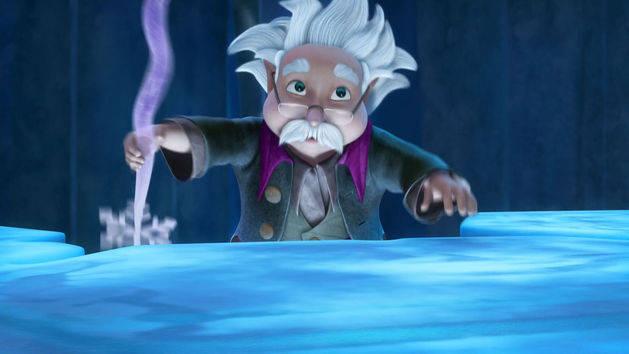 A fada caída - Tinker Bell: O segredo das fadas