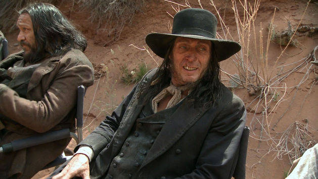 Bad Guy - The Lone Ranger Behind the Scenes