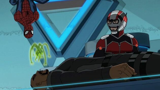 """Ant-Man"" Clip 1"