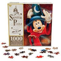 Image of Sorcerer Mickey Mouse Jigsaw Puzzle # 1