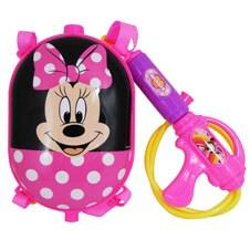 ปืนฉีดน้ำ Minnie Mouse พร้อมกระเป๋าสะพายหลังแบบแคปซูล