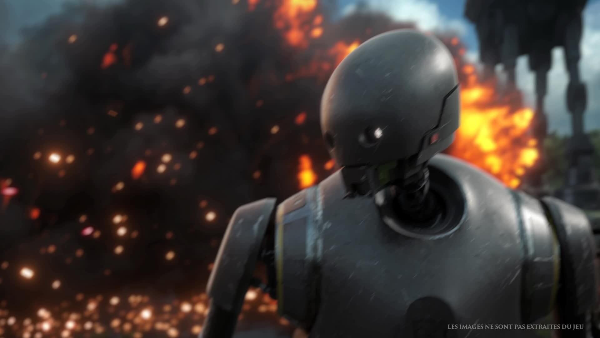 Star Wars Commander - Nouvelles Troupes Rogue One