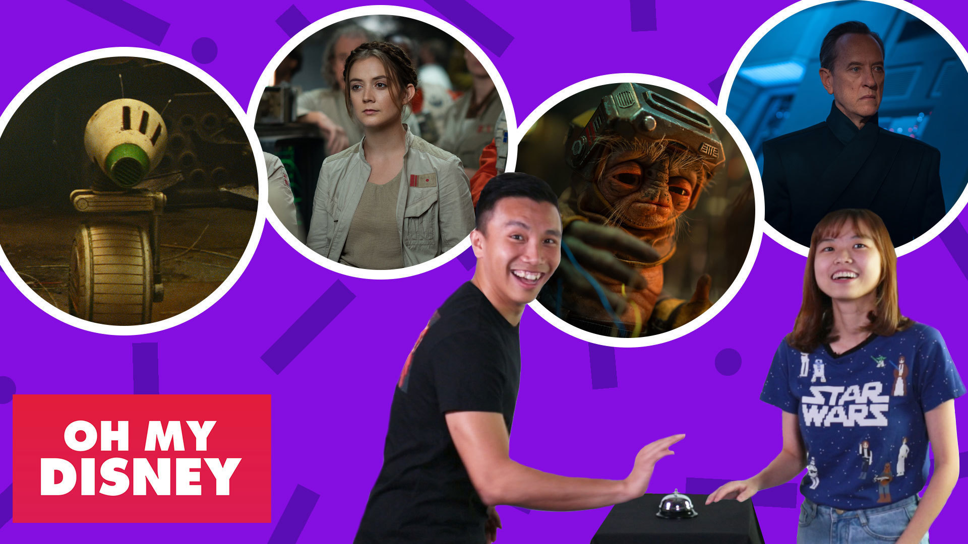 Star Wars: The Rise of Skywalker Couple Quiz