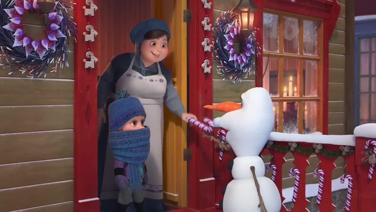 Olaf's Frozen Adventure | Official Trailer