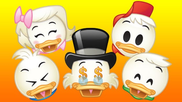 DuckTales As Told By Emoji | Disney