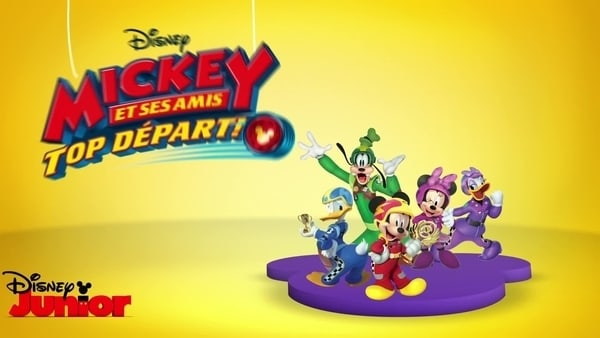 Mickey et ses amis Top Départ - Du lundi au vendredi à 17h