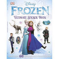 Image of Frozen Ultimate Sticker Book # 1