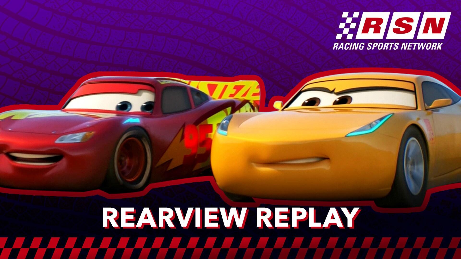 Disney Pixar CARS Movie 1:55 Die Cast Car Series 4 Race-O-Rama Mini Mrs. V...
