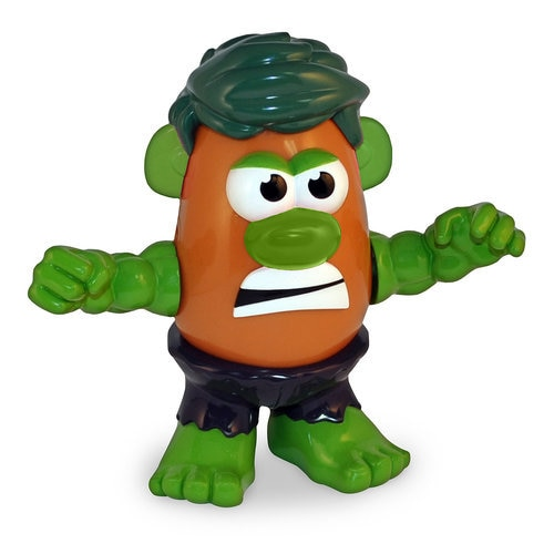 Hulk Mr. Potato Head Play Set