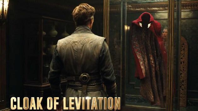 Strange Gear – Cloak of Levitation