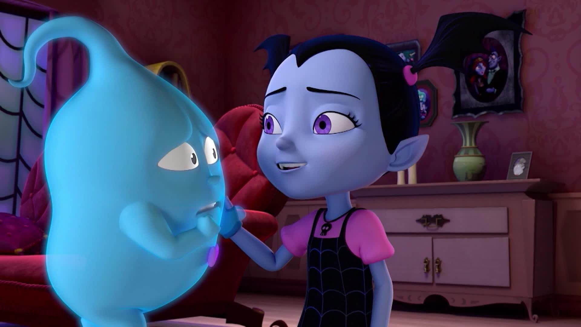 """""""Vampirina"""" en Disney Channel"""