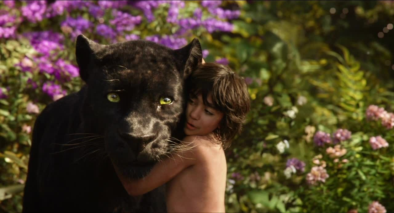 The Jungle Book Trailer