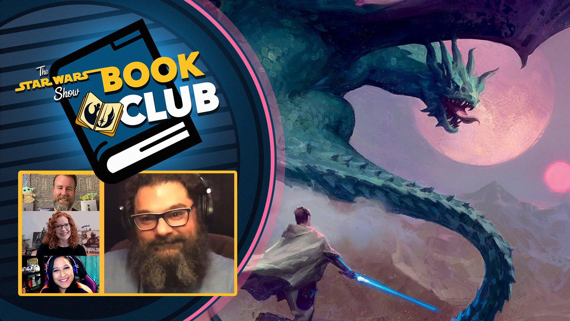 Star Wars: Myths and Fables   The Star Wars Show Book Club