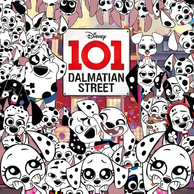 101 Dalmatian Street: Soundtrack