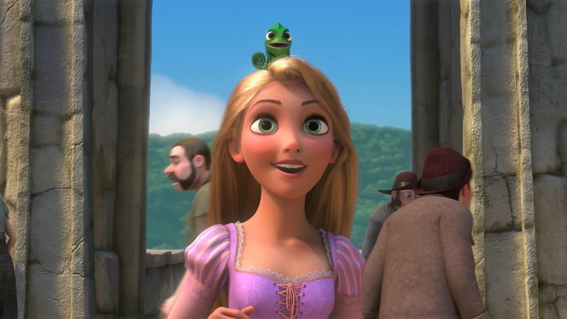 Crois en tes rêves, Princesse : Raiponce