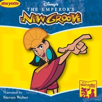 The Emperor's New Groove Storyette