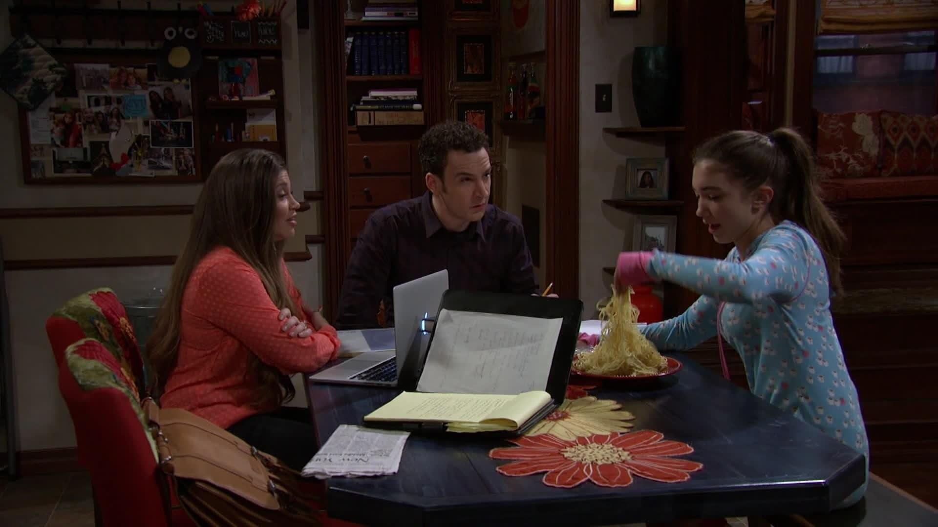 Riley e Cory e Topanga