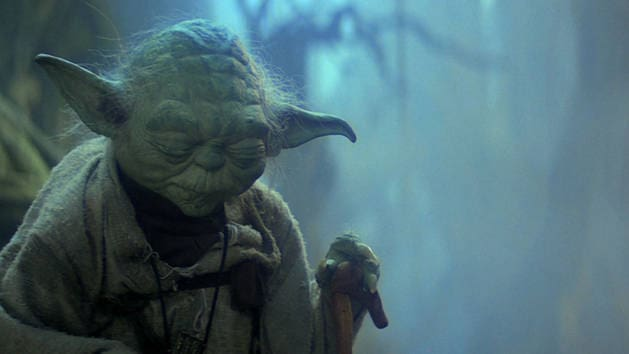Star Wars: Size Matters Not
