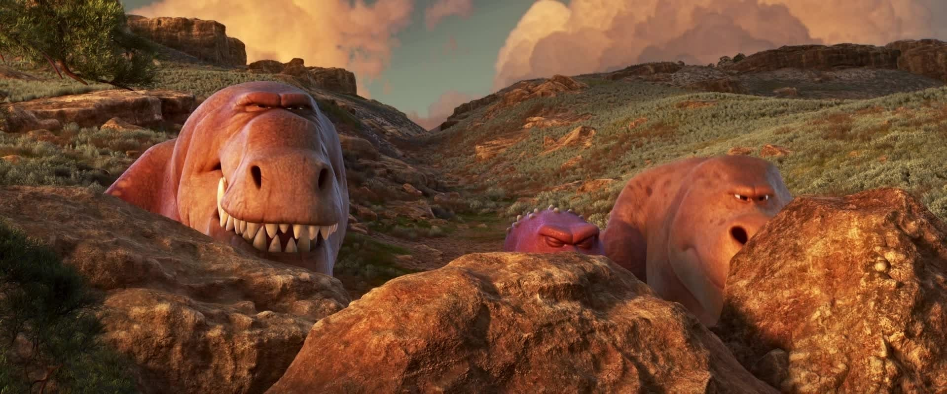 The Good Dinosaur - Extract 4