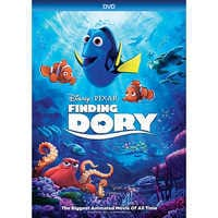 Image of Finding Dory DVD # 1