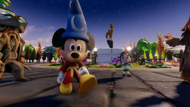 Go Disney Infinity, It's Your Birthday!