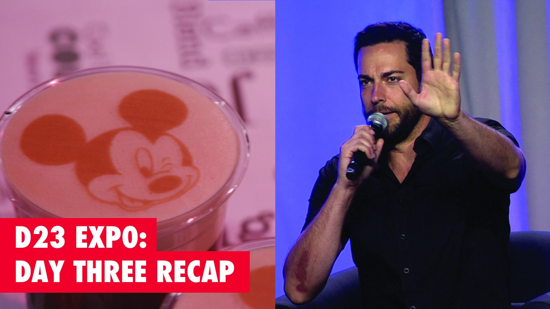 D23 Expo Recap Day 3 | Oh My Disney