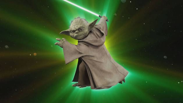 Master the Force - Yoda