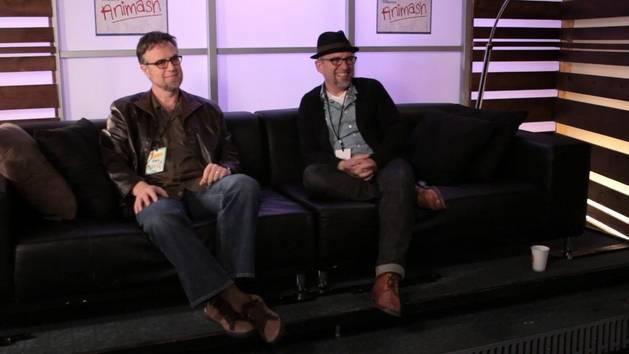 Dan and Swampy Interview - Animash