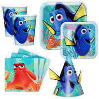 Image of Finding Dory Disney Party Collection # 1