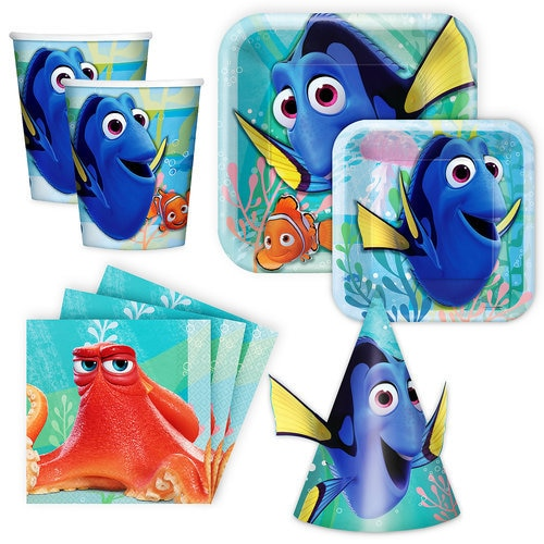Finding Dory Disney Party Collection