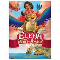 Image of Elena and the Secret of Avalor DVD # 1