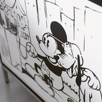 Image of Mickey Mouse Character Chest by Ethan Allen # 2