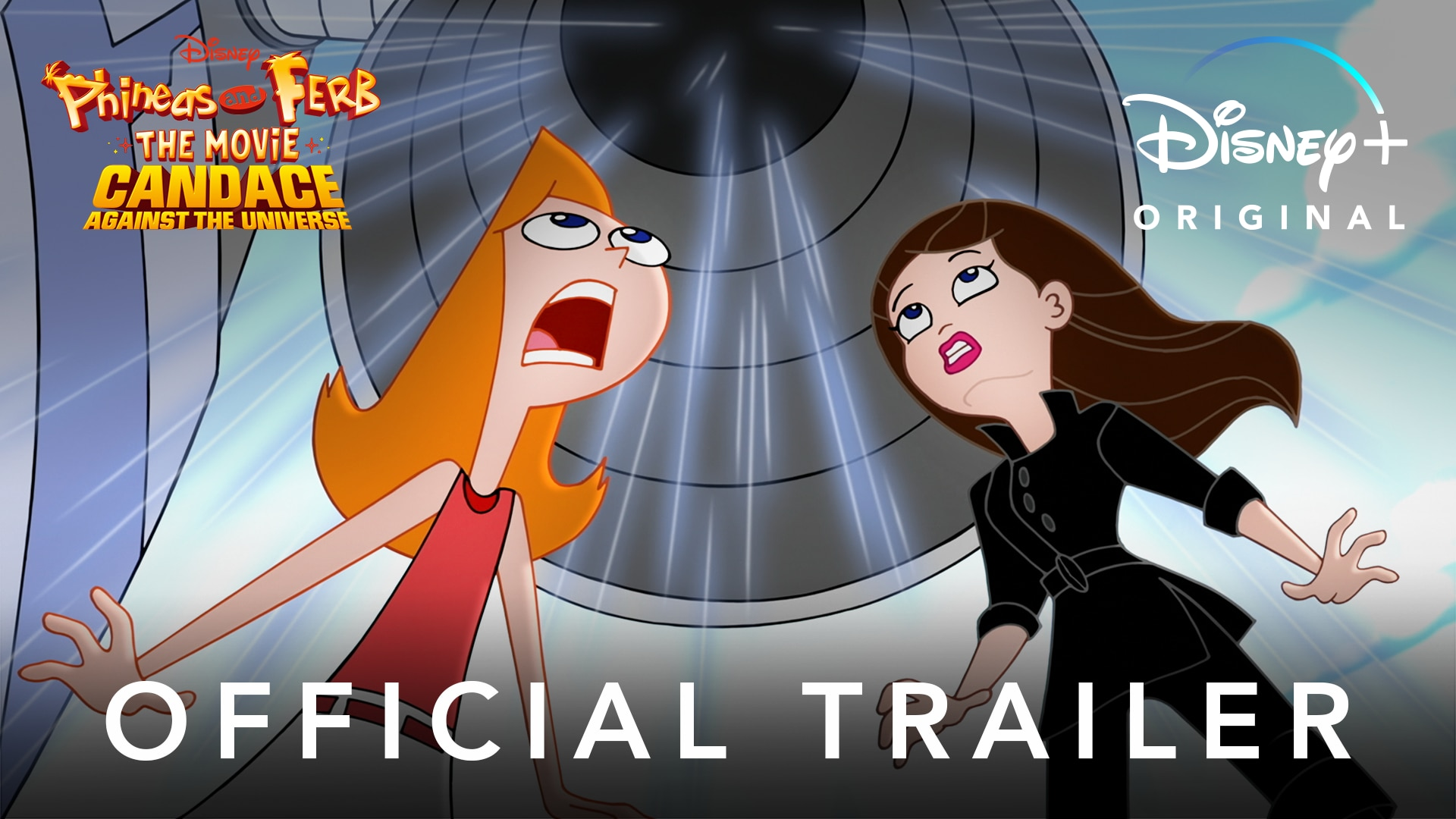 Phineas and Ferb The Movie: Candace Against the Universe | Official Trailer | Disney+