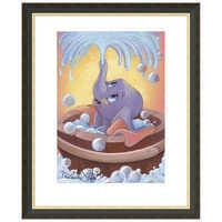 Image of ''Dumbo in Bubbles'' Giclée by Michelle St.Laurent # 3